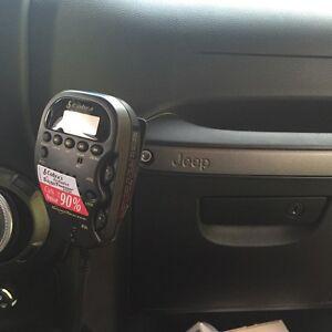 Jeep Wrangler JK CB Radio Grab Bar Mount for Cobra 75WXST JK75GBMOUNT 2011 & UP