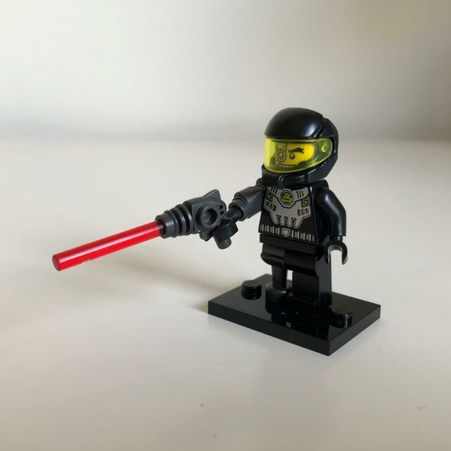 Lego Collectable Minifigure | Series 3 | #6 Space Villain | Used