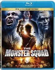 The Monster Squad BLU-RAY Out of Print RARE 20th Anniversary Edition OOP
