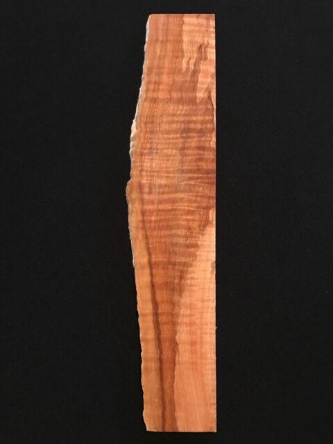 "Maple, Ribbon Grain, 13 5/8"" Long, 2 3/4"" Wide, 1/4"" Thick"