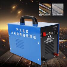 Stainless Steel Weld Bead Polishing Machine Welding Seam Tig Brush Cleaning Sale