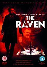 The Raven [DVD] By John Cusack,Luke Evans.