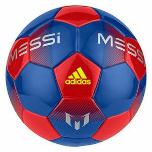 Pallone-Messi-originale-Adidas-Leo-Barcelona-2019-Mini-Appartamento-gonfio
