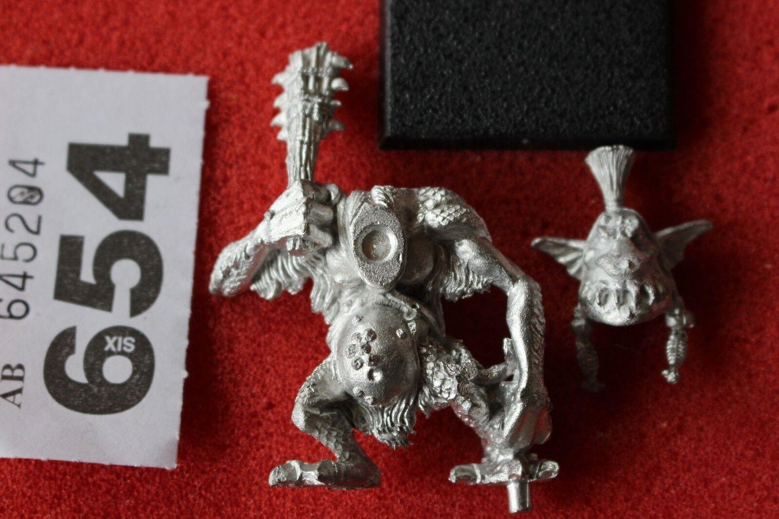 Games Workshop Warhammer River Trolls Fellwater Troggoths Fantasy Sigmar Metal L