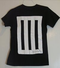 "Paramore ""2014 Tour"" Vintage T-Shirt L Fall Out Boy Panic at the Disco"