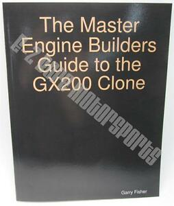 manual parte honda gx160