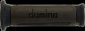 DOMINO Turismo Grips Black//Brown #A35041C4063