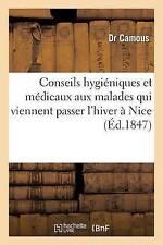 Conseils Hygia(c)Niques Et Ma(c)Dicaux Aux Malades Qui Viennent Passer...