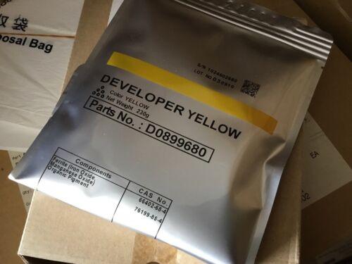 Yellow Developer Ricoh Aficio MPC3001 MPC3501 MPC4501 MPC5501 D0899680 D089-9680