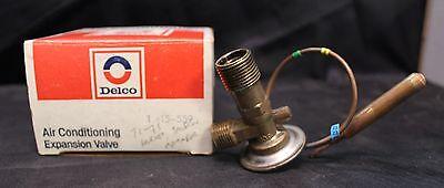 425 Vintage NOS Delco Air Conditioning Expansion Valve 15-557 1971 1972 LTD