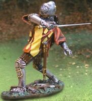 Collectors Showcase Agincourt Medieval Knights Cs00602 Guillaume De Saveuse