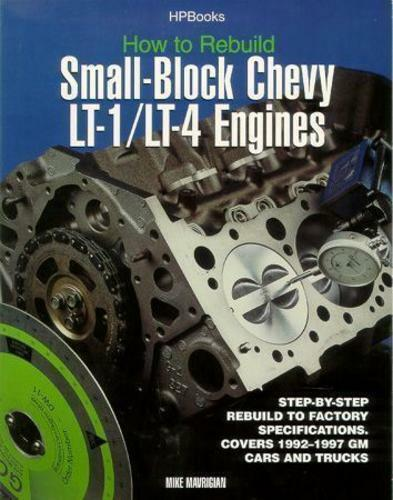 How To Restore Small Block Chevy Lt1 /& Lt4 1992-1997