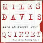 Live in Europe 1967: Best of the Bootleg, Vol. 1 by Miles Davis/Miles Davis Quintet (CD, Sep-2011, Columbia (USA))