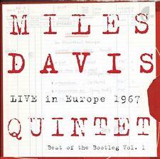 The Best of Miles Davis Bootleg Box #1 (Europe 1967), New Music