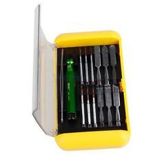 14 in 1 Screwdriver Spudger Set Repair Opening Tool Kit for iPhone/iPad