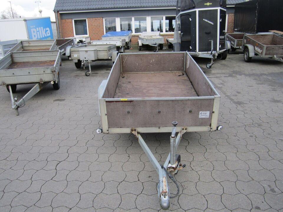 Trailer Variant 502 D1, lastevne (kg): Variant 502 D1