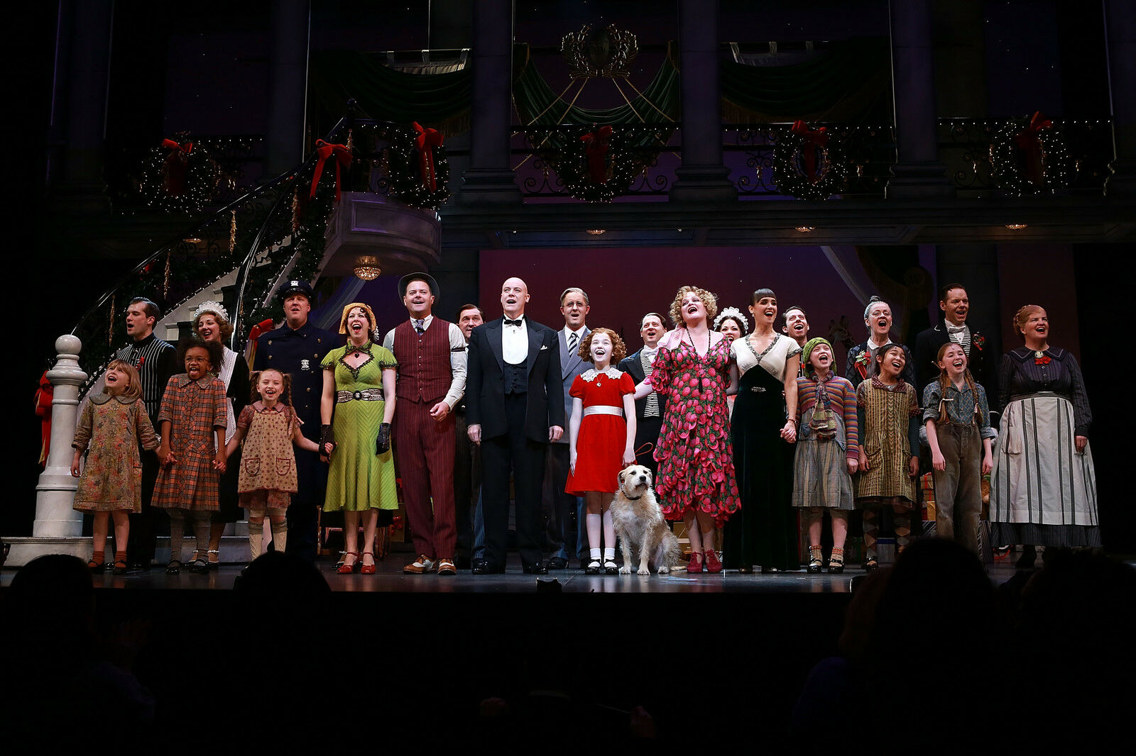 Annie the Musical 1