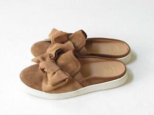UGG Women's Luci Bow Sneaker Mule Slip