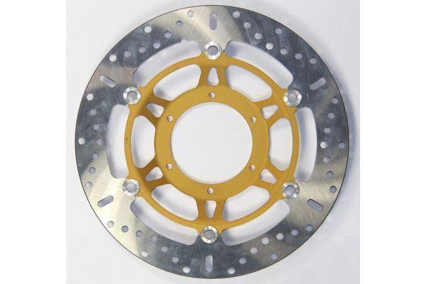 Ajuste Honda st 1300 2/3/4/6 Pan European - sin ABS M 02>07 EBC Derecho Disco de