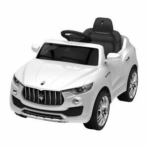 AUTO-MACCHINA-ELETTRICA-PER-BAMBINI-Maserati-Levante-Suv-12v-PRODOTTO-LICENZIATO