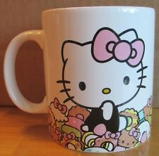 Hello Kitty Cafe Mug - Sanrio Exclusive Only Available at Hello Kitty Cafe!