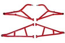 Lonestar Racing LSR STS Lower High Clearance Radius Rods Kit Polaris RZR XP 900