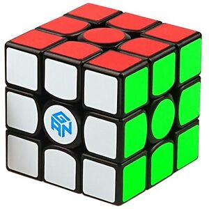 Gans-puzzle-GAN356-Air-3-layers-Speed-Cube-Magic-Cube-Puzzle-Black