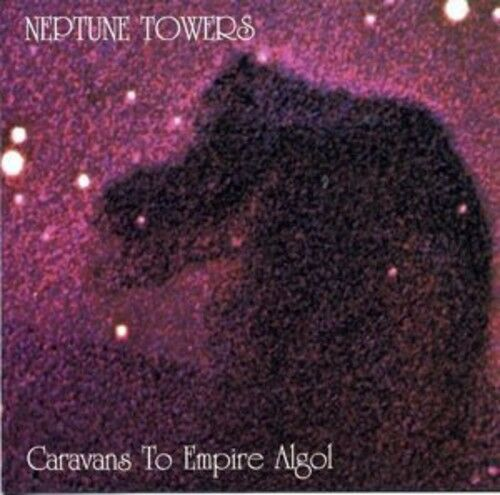 Neptune Towers - Caravans to Empire Algol [New Vinyl]