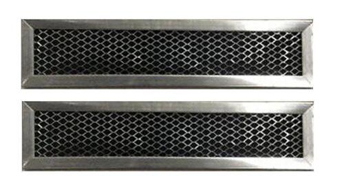 JX81 Vent Microwave Over Range 2-Pack Charcoal FILTER for GE Kit JX81D JX81A