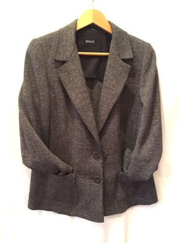 in lana veggenti morbida 18 di tweed Lovely End Giacca Land's marrone 100 fwqc50In