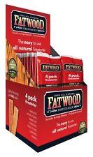 5 pieces. Nice firestarter and survival item Fatwood aka Mayan sticks