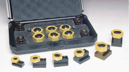 MITEE-BITE PRODUCTS INC 10646 T-Slot Clamp Kit,1//2-13,ST