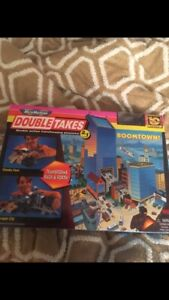 MICRO-MACHINES-DOUBLE-TAKES-BOOMTOWN-BRAND-NEW-IN-SEALED-BOX