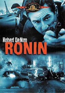 Ronin-Jean-Reno-Robert-De-Niro-DVD-WS-FS-FREE-Shipping-USA
