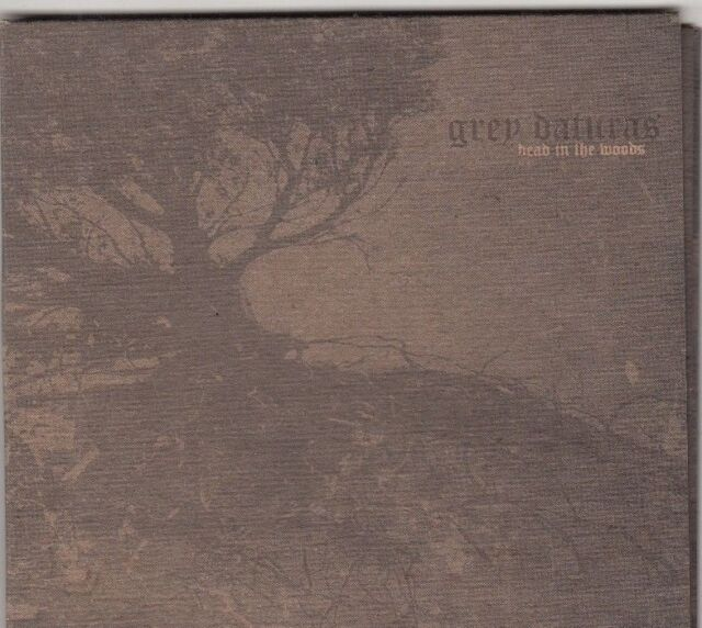 GREY DATURAS - dead in the woods CD