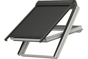 Original-VELUX-Manueller-Rollladen-SHL-SK10-S10-114x160-cm-0000-Volet-roulant