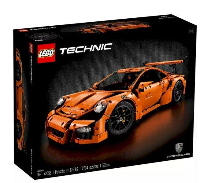 Lego - 42056 - Technic - Porsche 911 GT3 RS - New Meerled Box