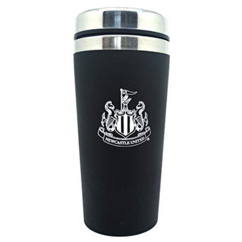 Newcastle United Handless Aluminium Travel Mug