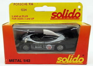 Solido-1-43-Scale-Model-Car-1334-Porsche-936-Racing-Car