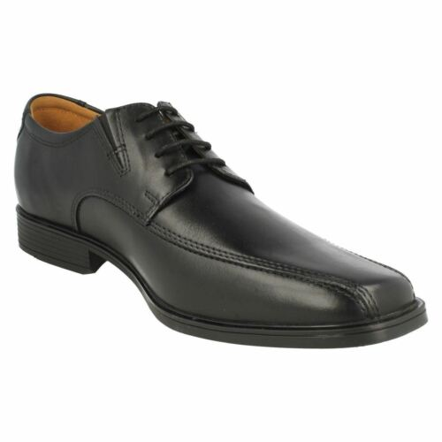 paseo Black tilden Lace Clarks Mens Shoes Leather Fitting Up G 8v7x5qw