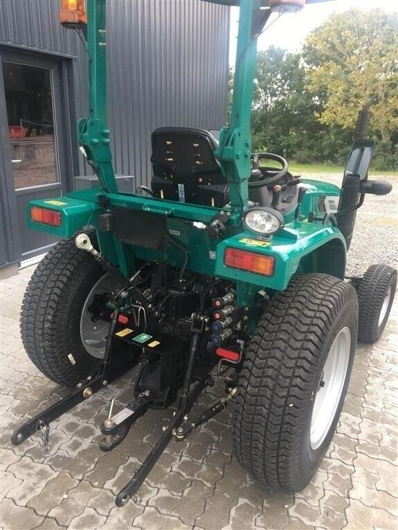 Arbos, 2025 med bøjle kompakttraktor minitraktor