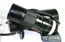 Canon FD S.C. 1:5.6 f = 100-200mm LENS (74350)