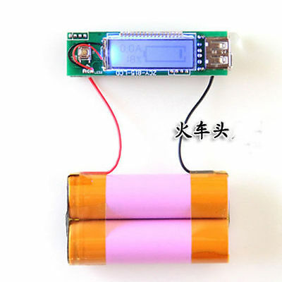 Lithium ion 5V 2.1A USB Boost Charge Board iPhone Capacity led Mobile power