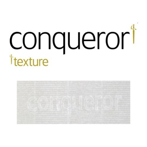 Conqueror Texture Diamantweiss 50 Blatt DIN A4 Papier mit Wasserzeichen 100 g//m²