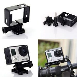 Hot-New-Camera-Accessories-Cover-For-GoPro-HD-HERO-4-3-3-Standard-Frame-Mount