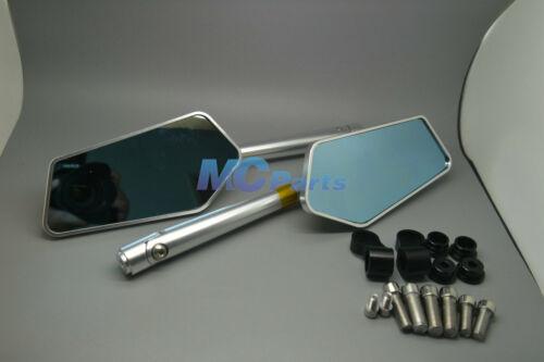 Tomok Rear Side Mirrors For Kawasaki Z1000 Z750 R ER6F N W800 ER4N KLG250 LG