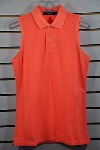 NWT-Women-039-s-Ralph-Lauren-Golf-Classic-Fit-Refined-Stretch-KATHY-POLO-Sz-S-85
