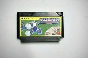 Famicom Xevious Japan FC game US Seller