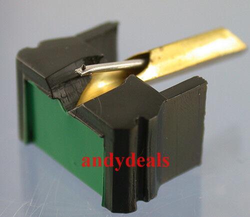 78 rpm TURNTABLE NEEDLE STYLUS SHURE HI TRACK N91-3 M91 M92 M93 78 RPM 761-D3 DE