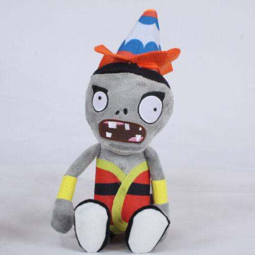 Plants vs Zombies 2 PVZ Figures Plush Baby Staff Toy Christmas Stuffed Soft Doll